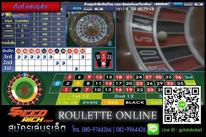 Genting Club Roulette